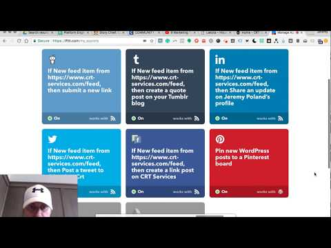 Start Syndicating Your Blog Posts With IFTTT