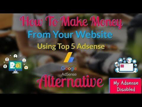 Top 5 AdSense Alternatives For Low And High Traffic Websites