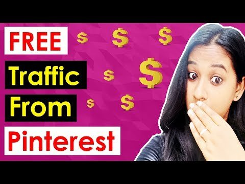 How To Use Pinterest To Drive Free Traffic To Your Website