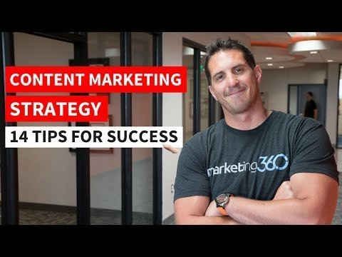Content Marketing Strategy – 14 Tips for Success