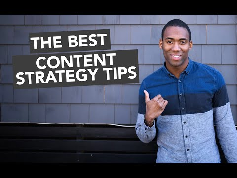 Content Marketing Strategy Tips & Insights For 2020