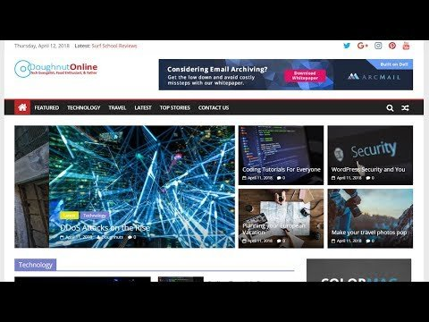 How To Make A News Website With WordPress