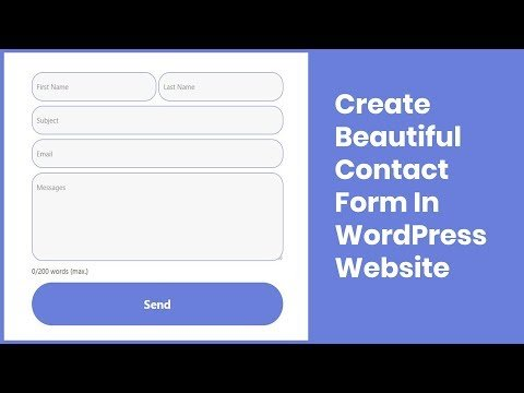 HappyForms – How to Create a Contact Form in WordPress  using happyforms plugin
