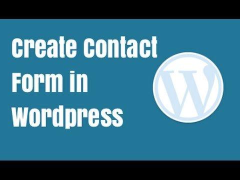 Best Free WordPress Contact Form Plugin