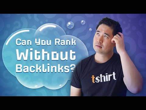 Can You Rank Content Without Building Backlinks?