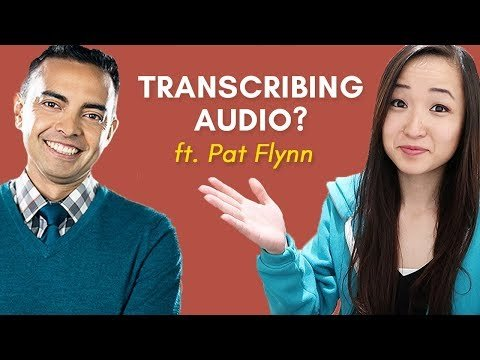 Should You Transcribe Audio to Text for SEO? Interview with Pat Flynn