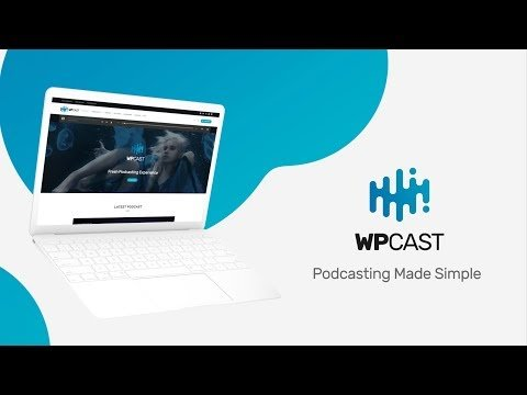 WPcast – Audio Podcast WordPress Theme